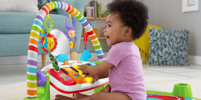 Why Toys Are Essential For Child Development