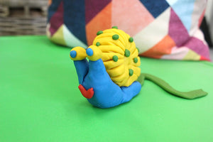 Eco-Friendly Play Dough