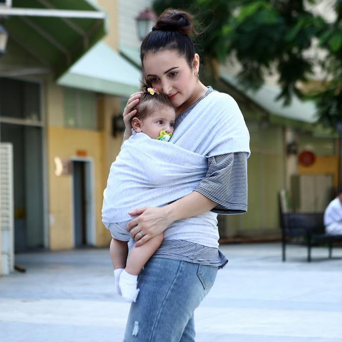Eco-Friendly Adjustable Kangaroo Style Baby Sling