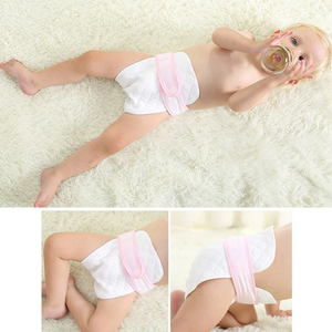 Eco-friendly Cotton Blend Diapers