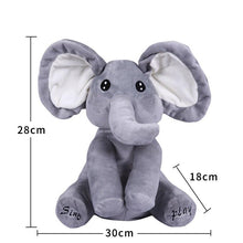 Load image into Gallery viewer, SING n PLAY Elephant