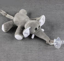 Load image into Gallery viewer, BPA FREE Animal Baby Pacifier