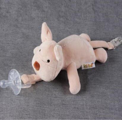 BPA FREE Animal Baby Pacifier