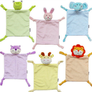 Eco-Totz Happy Animal Soothing Towel