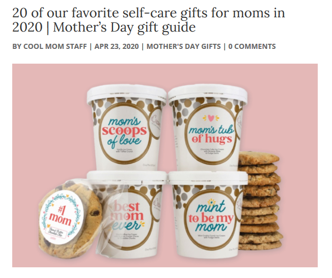 20 of our favorite self-care gifts for moms in 2020