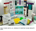 Self-Care With L.A. Weekly's Winter Glow Beauty Box