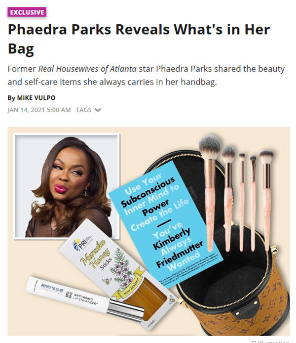 Phaedra Parks Reveals What's in Her Bag