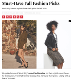 Must-Have Fall Fashion Picks