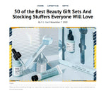 50 of the Best Beauty Gift Sets And Stocking Stuffers Everyone Will Love