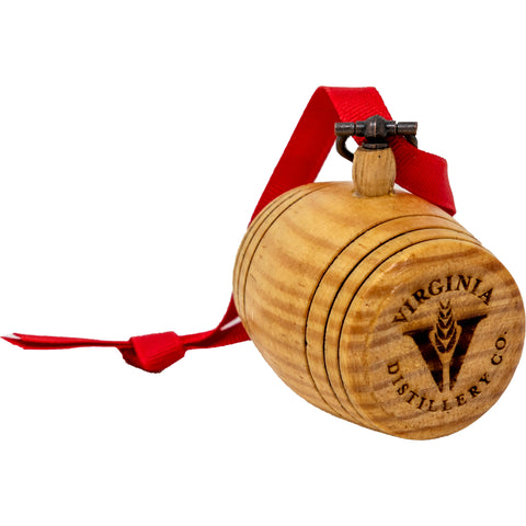 Whisky Barrel Ornament