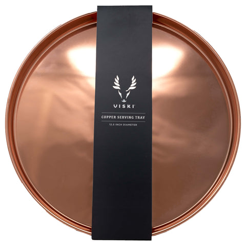 Copper Serving Tray By Viski
