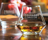 American Whisky Glass (Set of 2)
