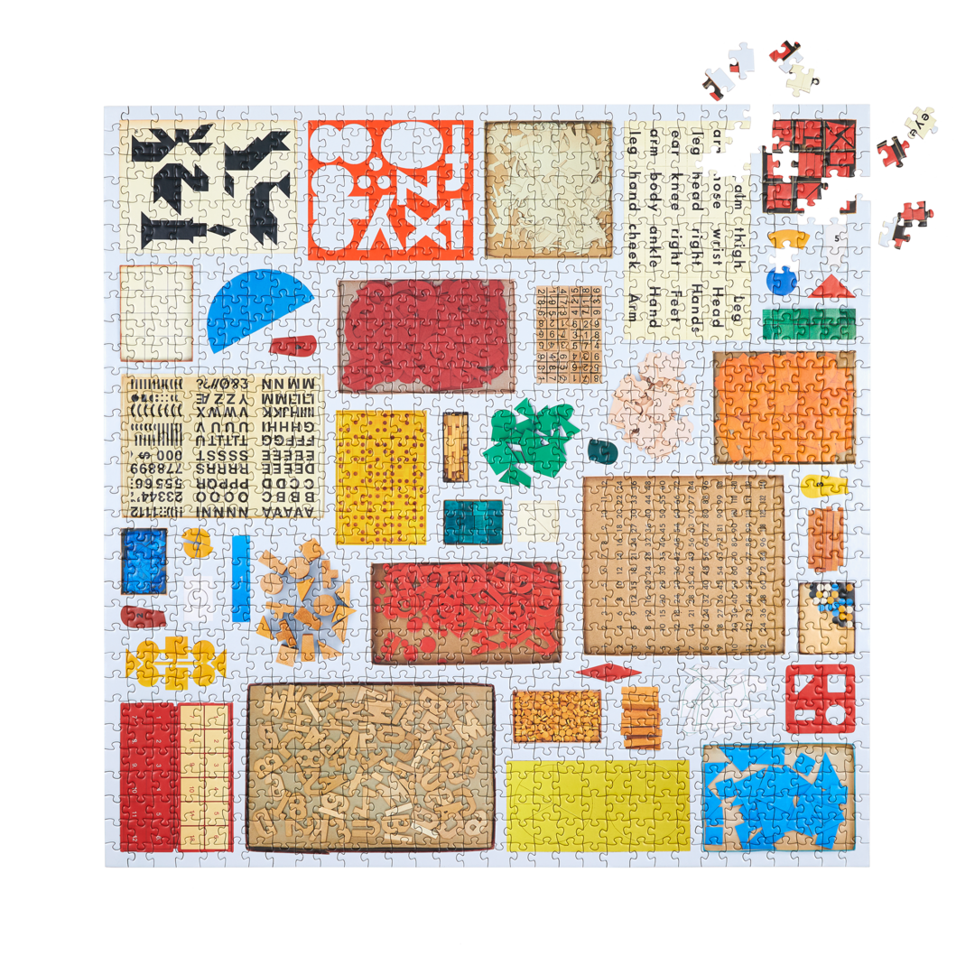 Several Found Things Puzzle