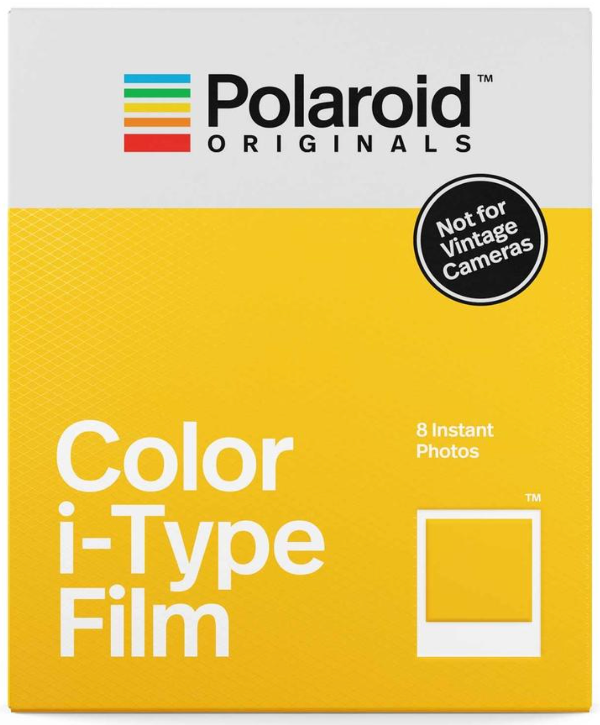 Color Film for i-Type Polaroid
