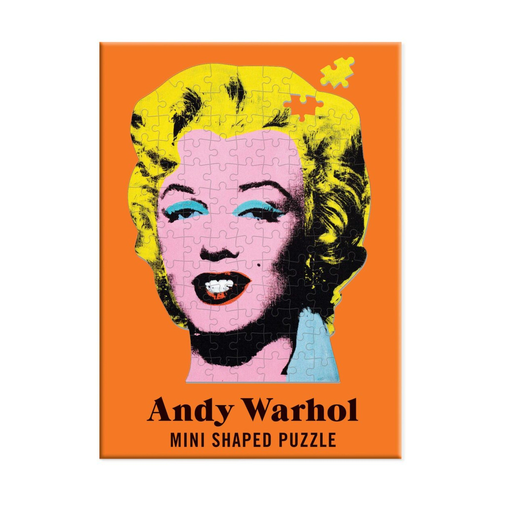 Mini Shaped Marilyn by Andy Warhol