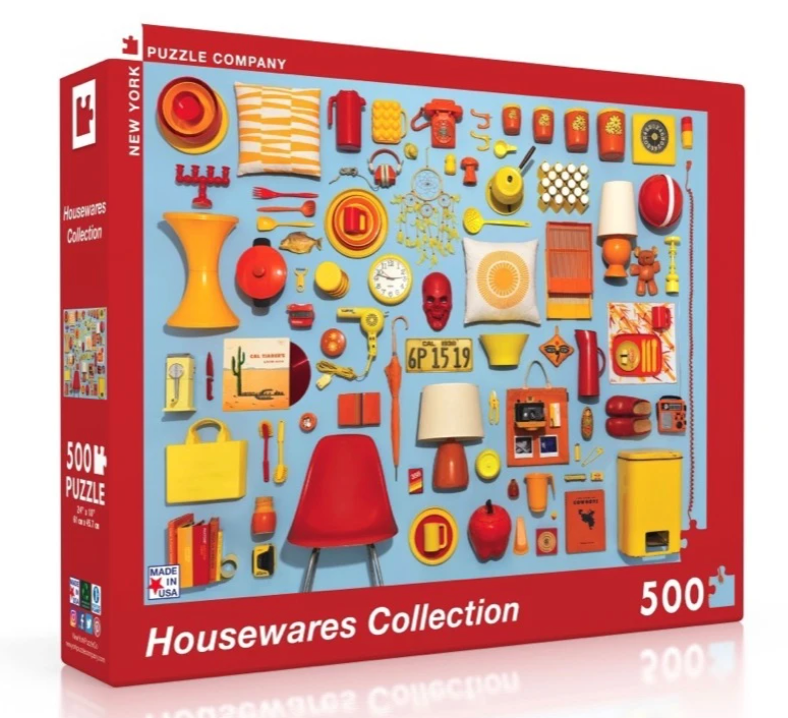Housewares Collection Puzzle