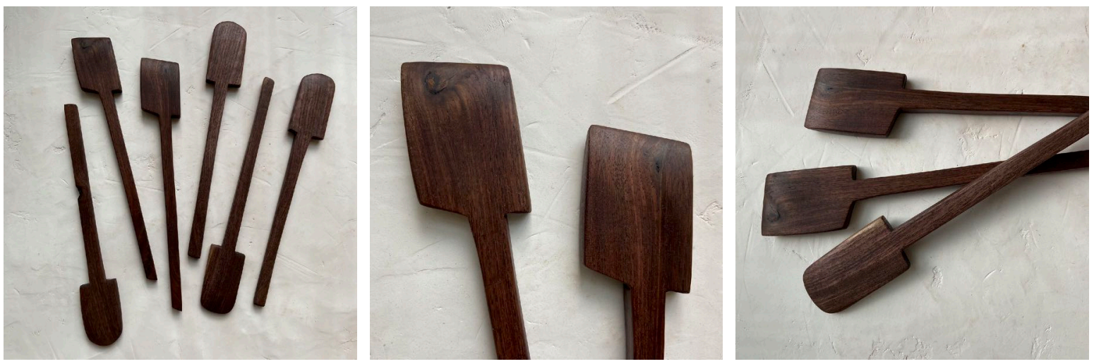Walnut Stirrer