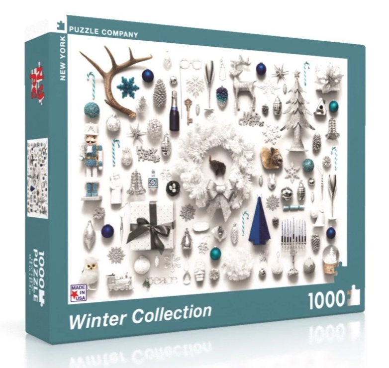 Winter Collection Puzzle