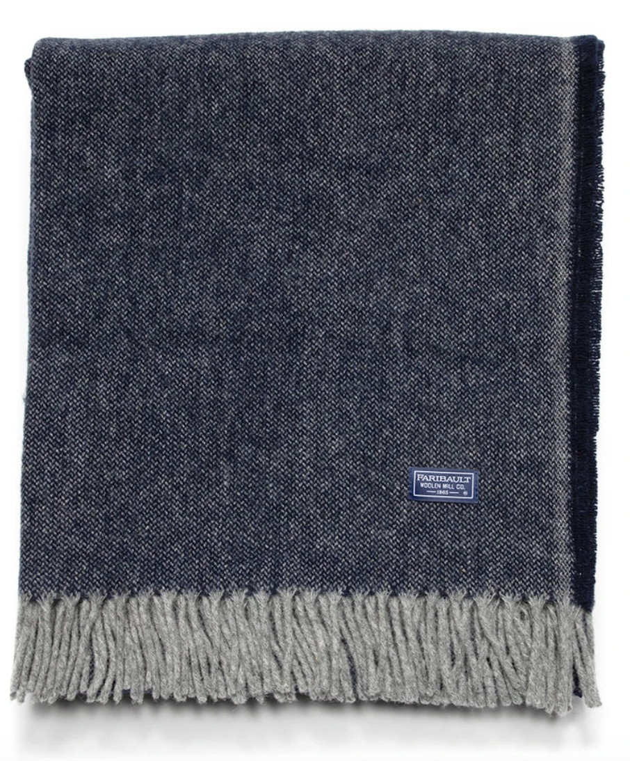 Ashby Twill Throw