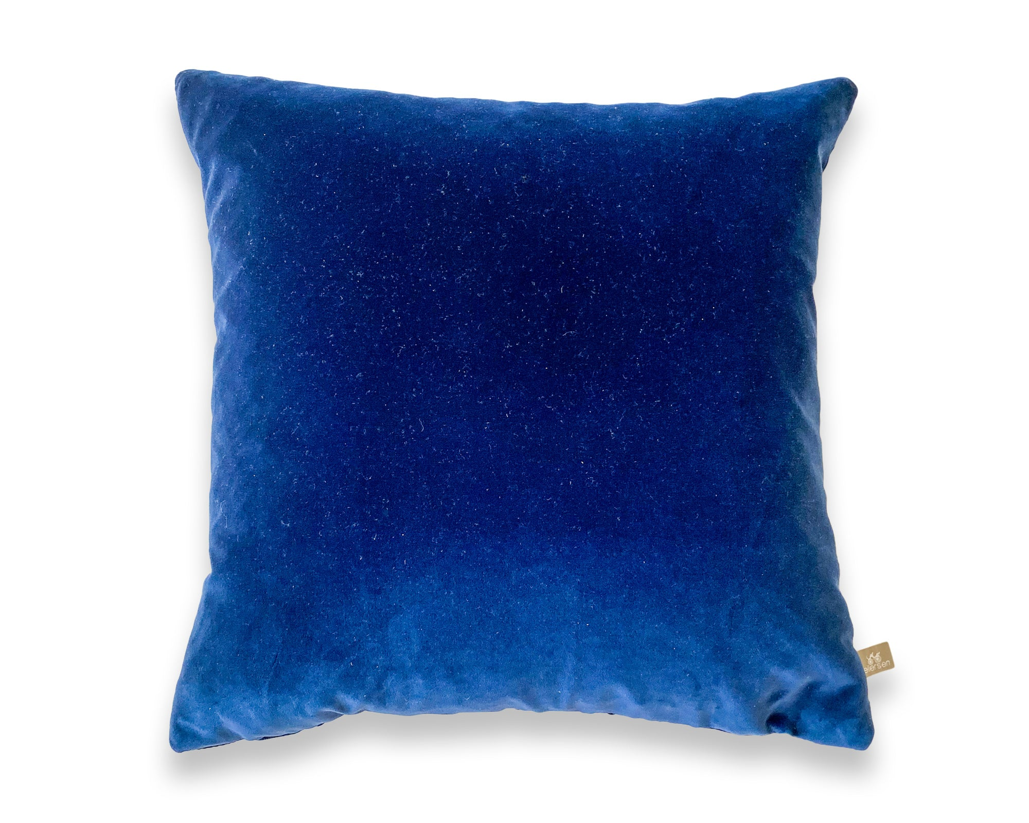 Square Royal Blue Pillow