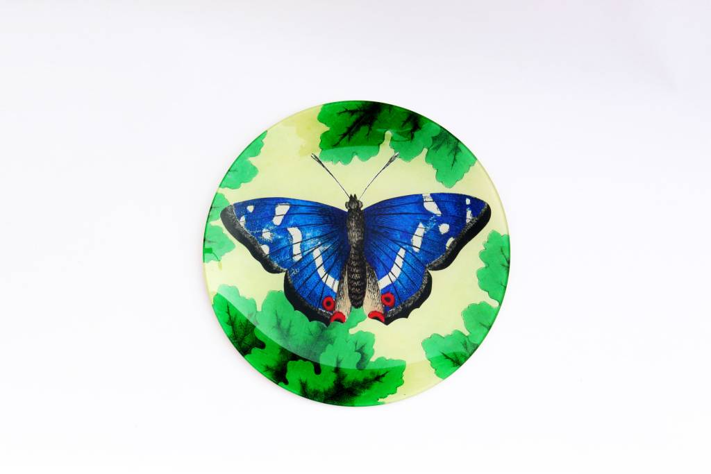 Meadow Butterfly, Round