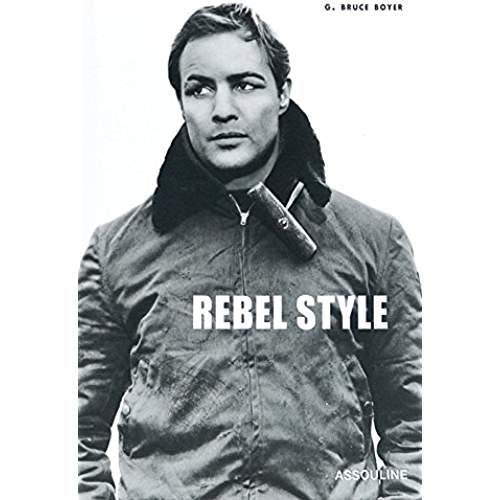 Rebel Style: Cinematic Heros of the 1950s (Memoire)