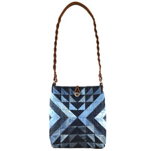 Load image into Gallery viewer, Mosiac Patchwork Crossbody Bag