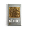 Shine 24k Gold Papers ­(2­-Sheet Pack) - 360 Alternative