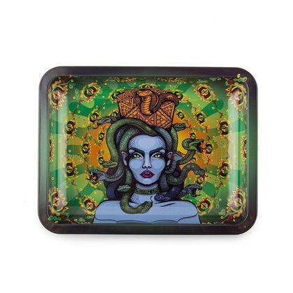 Ooze Cursed Rolling Tray - 360 Alternative