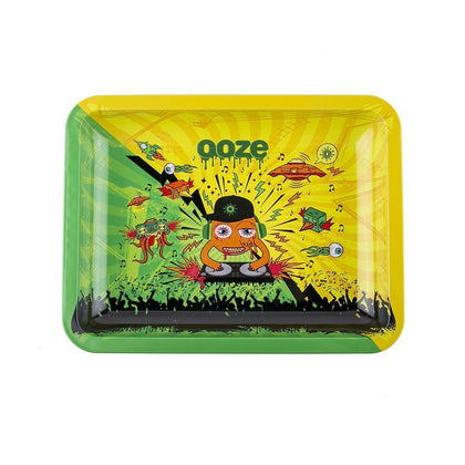 Ooze DJ Loud Rolling Tray - 360 Alternative