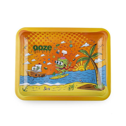 Ooze High Tide Rolling Tray - 360 Alternative