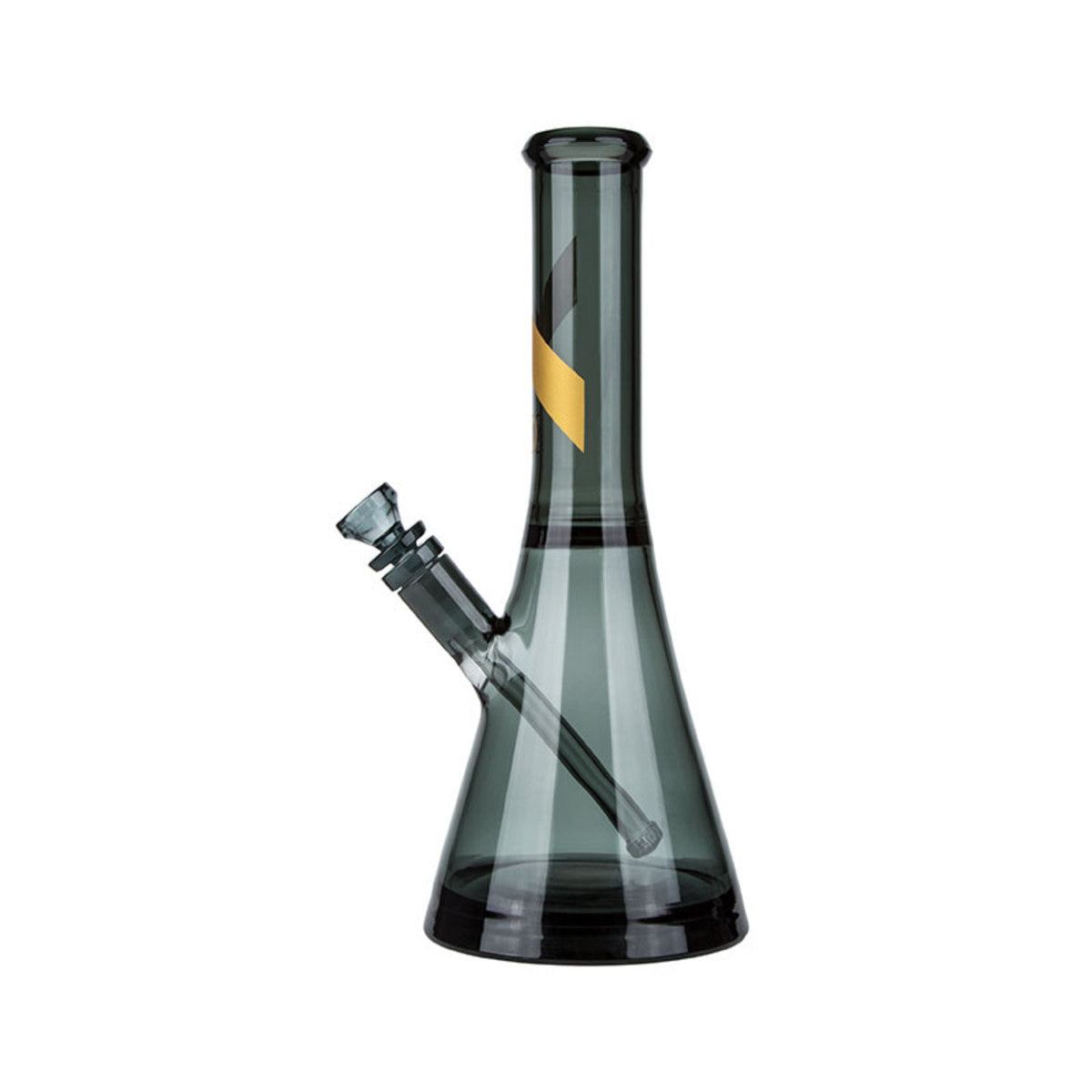 MARLEY NATURAL SMOKED GLASS WATER PIPE - 360 Alternative