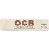 OCB Rolling Paper Unbleached Organic Hemp King Slim Size (1-Pack) - 360 Alternative