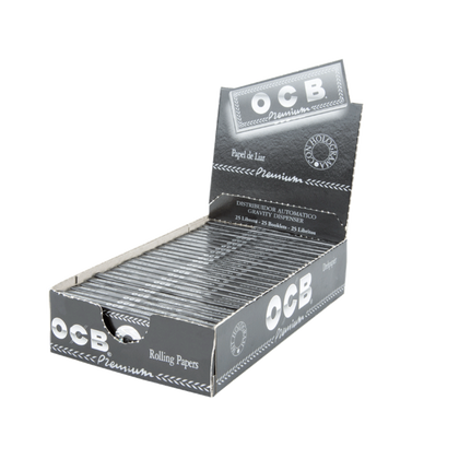 OCB Rolling Paper Premium 1 1/4 (Box Of 24) - 360 Alternative