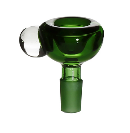 Green Bowl Piece 14mm - 360 Alternative
