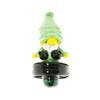 Glass Carb Cap Gnome - 360 Alternative