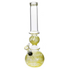 Ring Bubble Ring Water Pipe W/ Slide -14