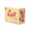 Raw Unrefined Natural Tips (Case Of 50) - 360 Alternative