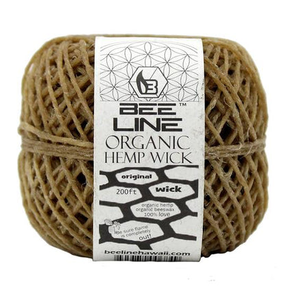 Bee Line Organic Hemp Wick 200ft - 360 Alternative
