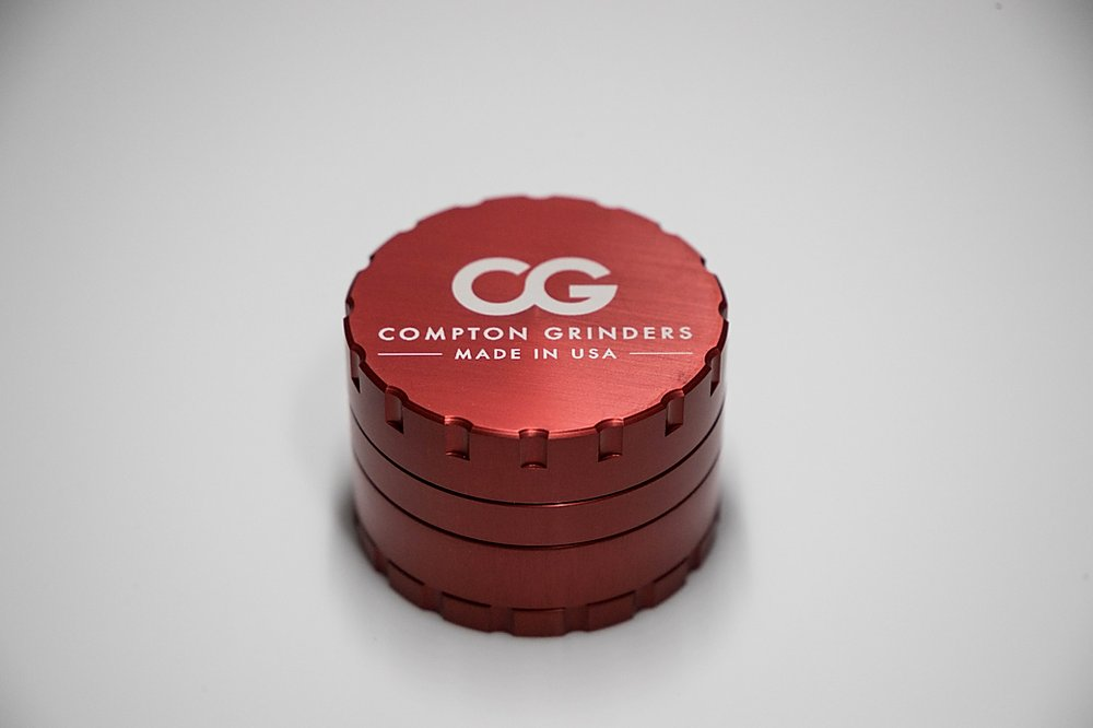 Compton Grinders 4 Piece Medium Grinder - 360 Alternative