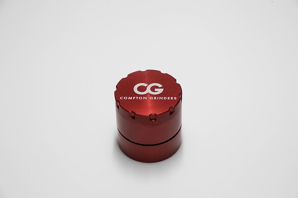 Compton Gringers Mini 2 Piece Grinder - 360 Alternative
