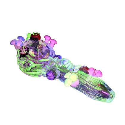Empire Glassworks Cozmic Critters Pipe - 360 Alternative