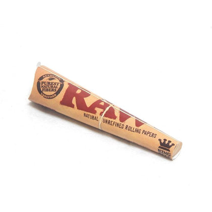 RAW Pre-Roll Cone Classic King Size (3 Cone Pack) - 360 Alternative