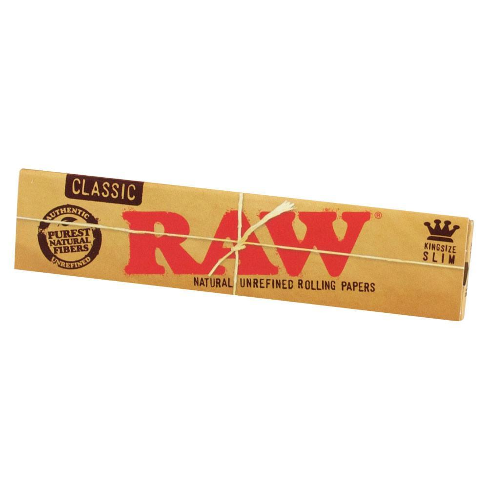 RAW Rolling Paper Classic King Size Slim (1-Pack) - 360 Alternative