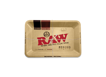 RAW Classic Rolling Tray - 360 Alternative