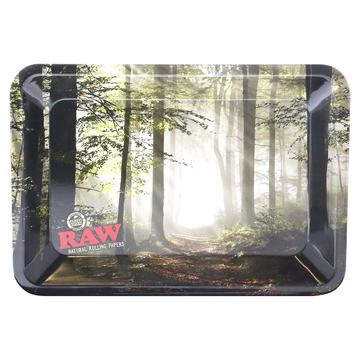 RAW Rolling Tray Smokey Forest - 360 Alternative