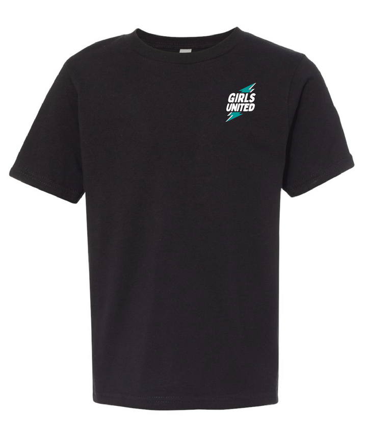 The Grom - Youth Tee Black