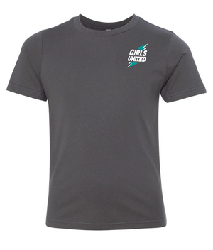 The Grom - Youth Tee Gray