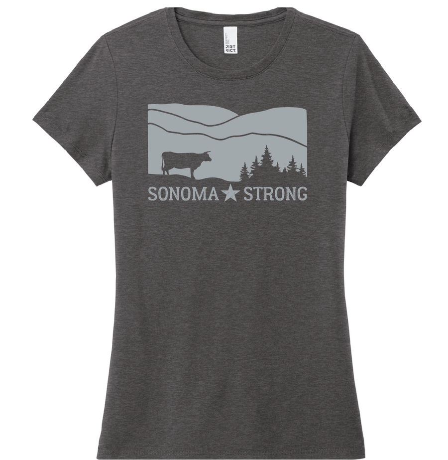 Sonoma Strong Women's Tee