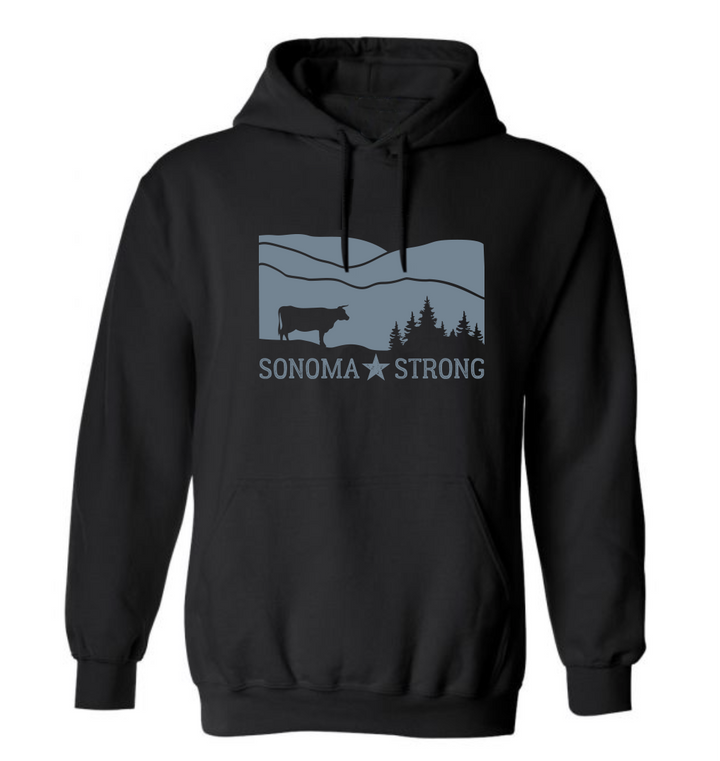Sonoma Strong Hoodie